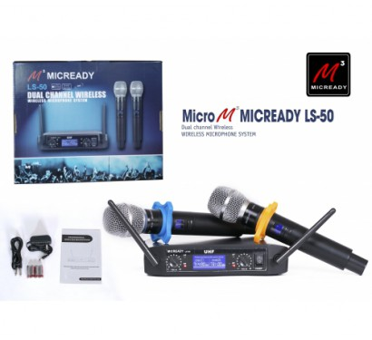 Micro M3 MICREADY LS-50
