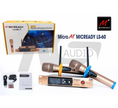 Micro M3 MICREADY LS-60