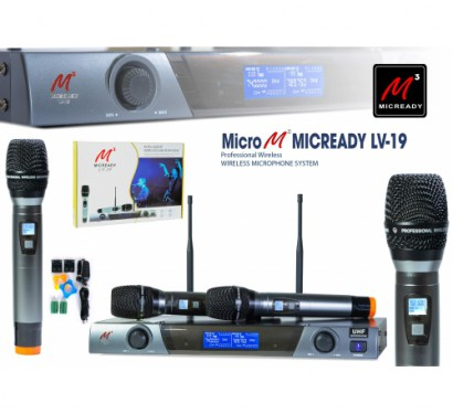 Micro M3 MICREADY LV-19